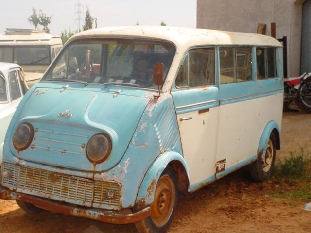 1963 DKW F800S Schnellaster 8 passenger LHD to restore For Sale (picture 1 of 1)