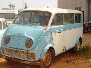 1963 DKW F800S Schnellaster 8 passenger LHD to restore