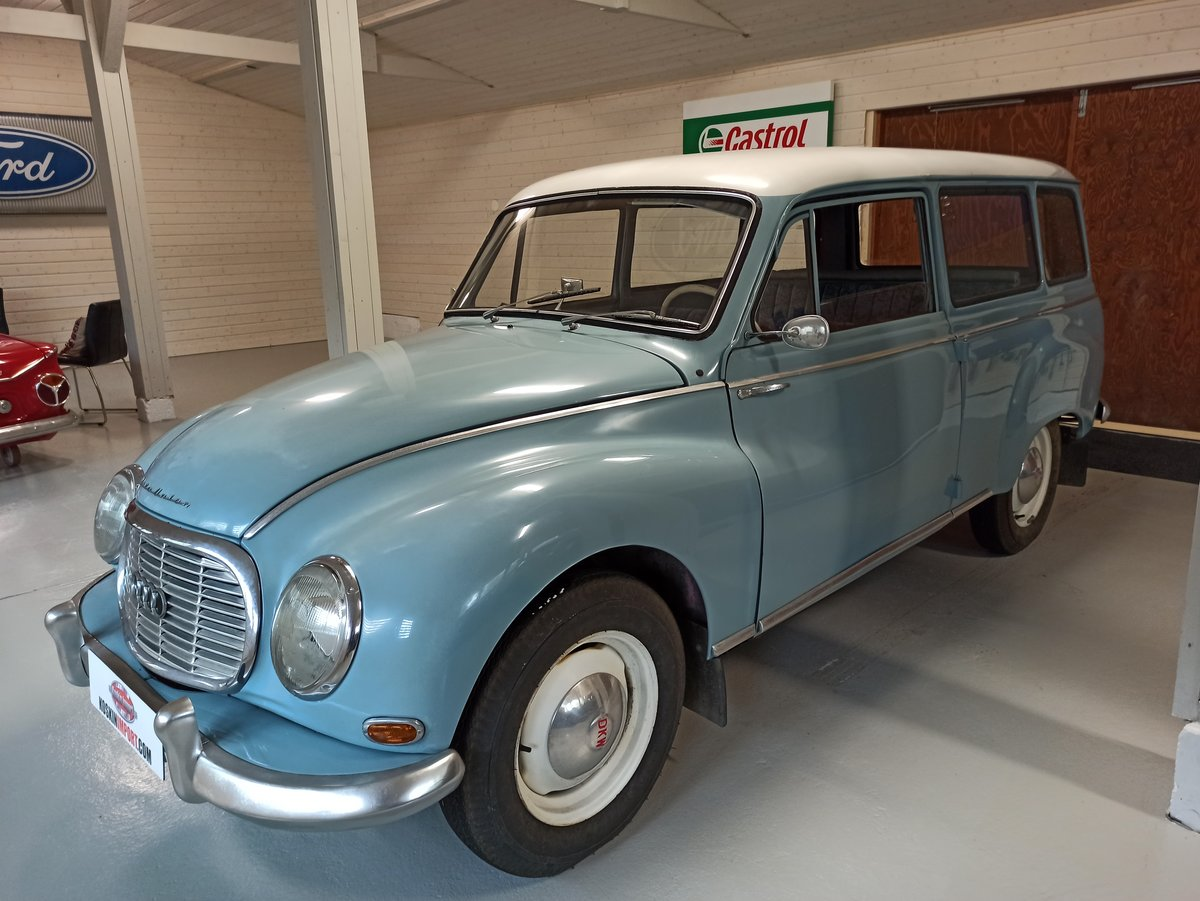 1962 DKW Auto Union Station Wagon For Sale (picture 1 of 6)