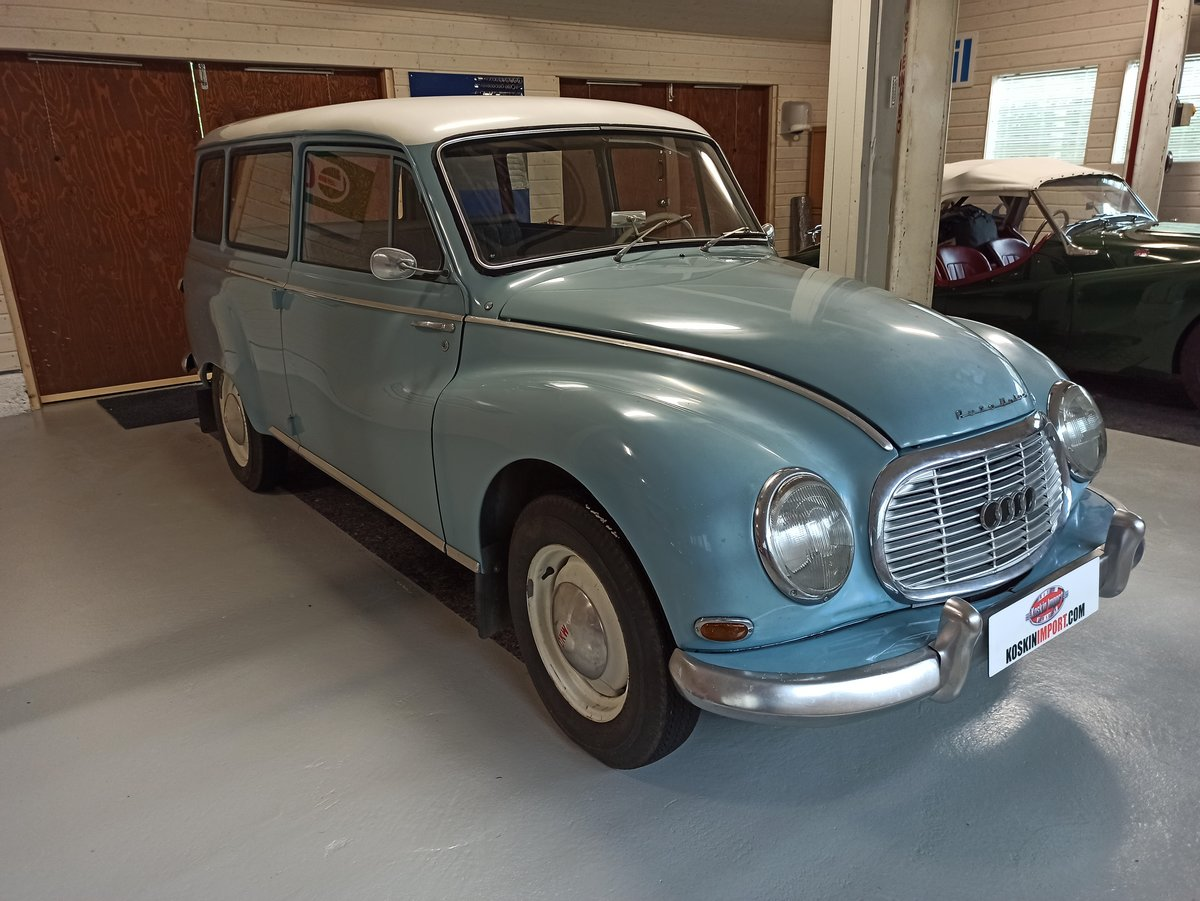 1962 DKW Auto Union Station Wagon For Sale (picture 2 of 6)