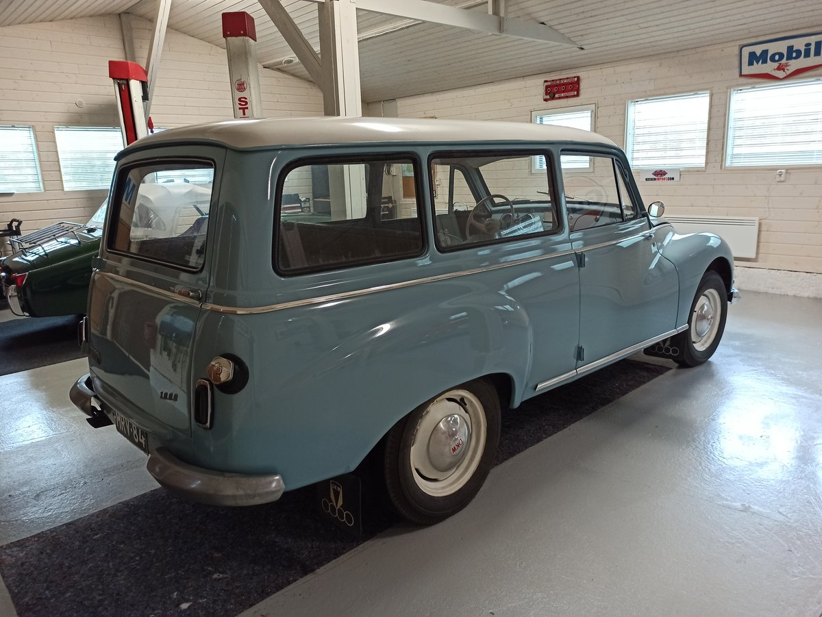 1962 DKW Auto Union Station Wagon For Sale (picture 3 of 6)
