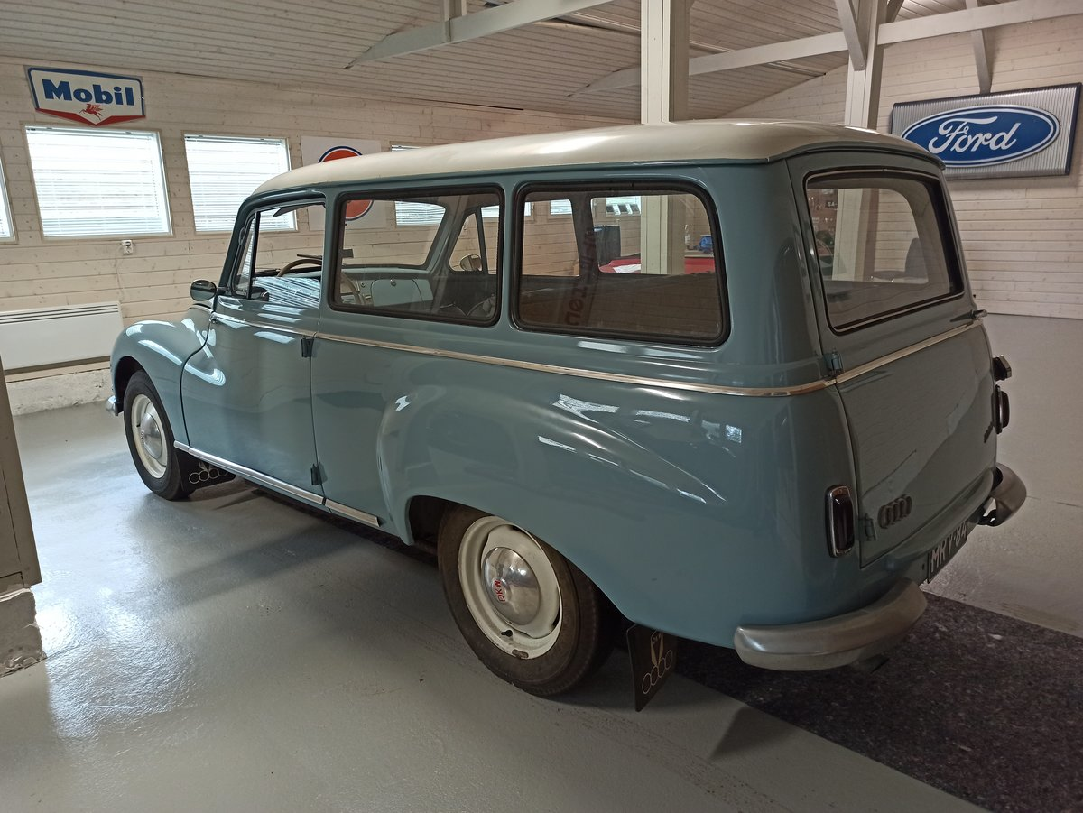1962 DKW Auto Union Station Wagon For Sale (picture 4 of 6)