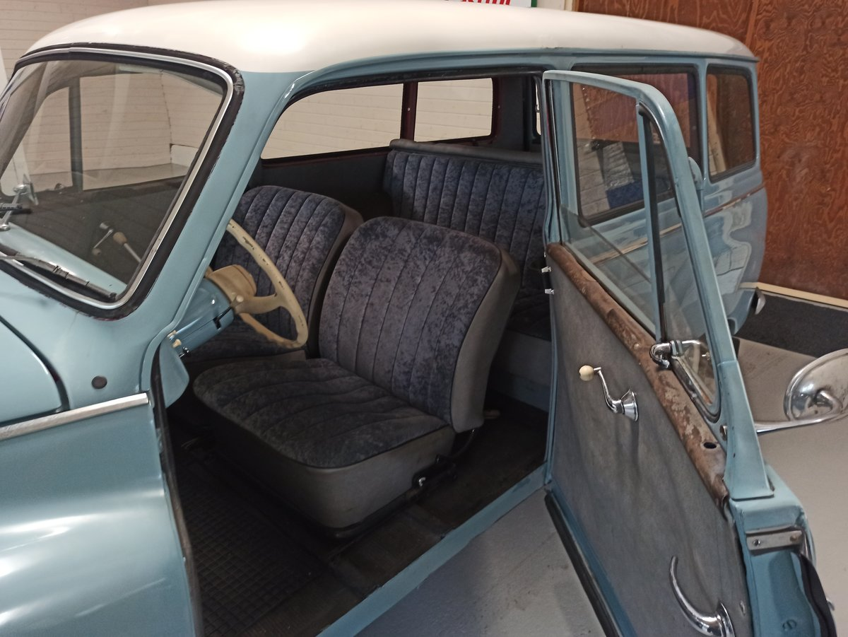 1962 DKW Auto Union Station Wagon For Sale (picture 5 of 6)