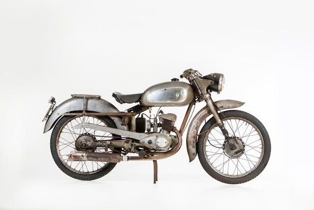 C.1951 DKW RT125 PROJECT (LOT 595) SOLD by Auction (picture 1 of 1)