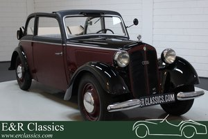 DKW F7 Meisterklasse Cabriolet Saloon 1938 Restored