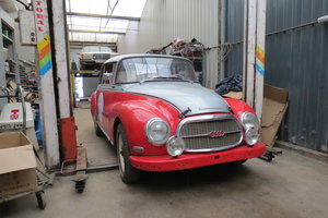 Picture of 1957 DKW 1000 ex classic rally car