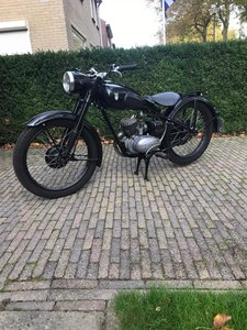 Picture of 1952 DKW 125 RT