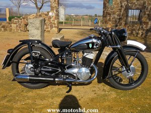 Picture of 1941 DKW NZ 500 -- for sale