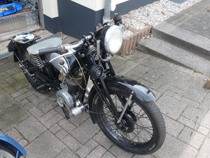 Picture of 1934 DKW KM200 A Rare single port,extra alternator