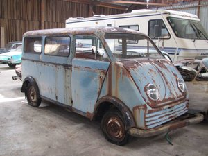 Picture of 1952 DKW schnellaster F89L For Sale