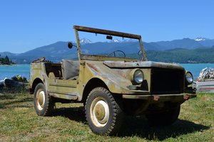 Picture of 1960  DKW Munga Jeep