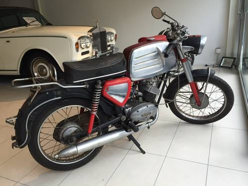 1966 Two Wheels Union DKW light mortorcycle For Sale (picture 1 of 2)