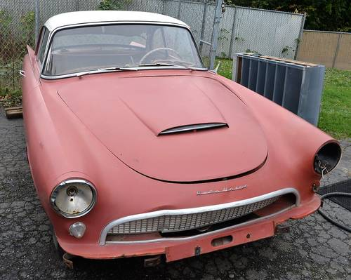 1958 Auto Union 1000 SP  For Sale (picture 1 of 5)