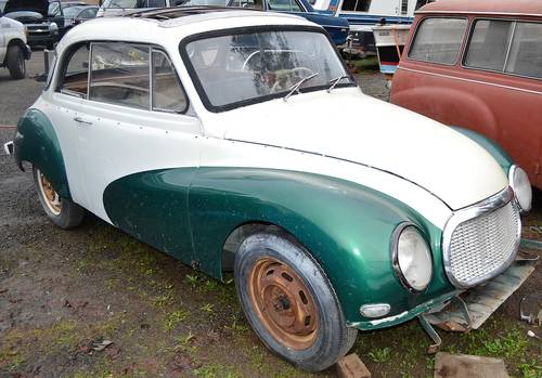 1959 DKW 3=6/ 1000 S For Sale (picture 1 of 5)