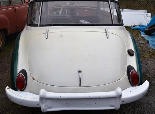 1959 DKW 3=6/ 1000 S For Sale (picture 5 of 5)