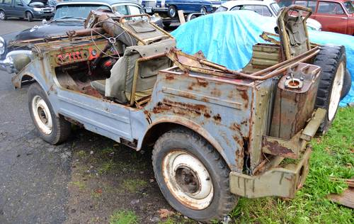 1960 Munga Jeep  For Sale (picture 3 of 4)