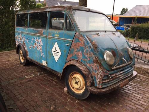 1958 Nice Found DKW personbus For Sale (picture 1 of 6)