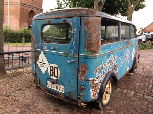 1958 Nice Found DKW personbus For Sale (picture 2 of 6)