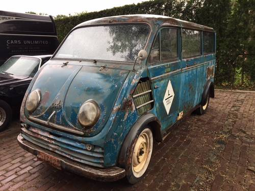 1958 Nice Found DKW personbus For Sale (picture 3 of 6)