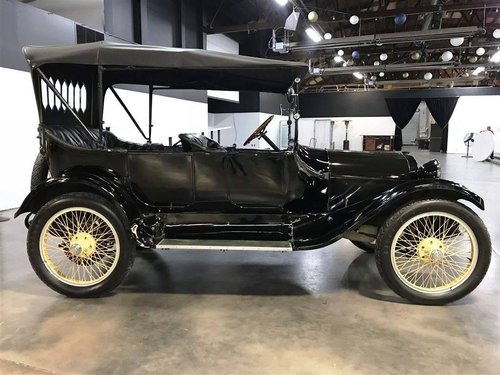1917 Dodge Brothers Touring Car For Sale (picture 2 of 6)