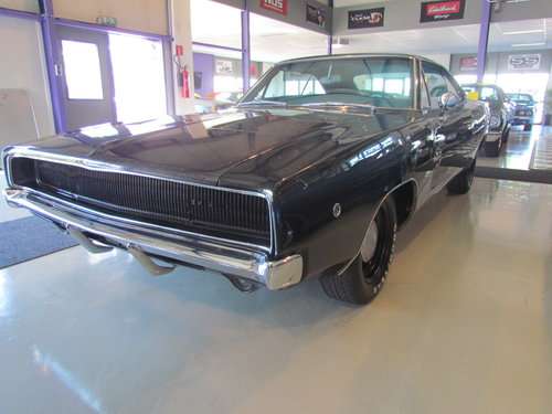 1968 68' Dodge charger RT 440 matching no. for sale in Holland For Sale (picture 2 of 6)