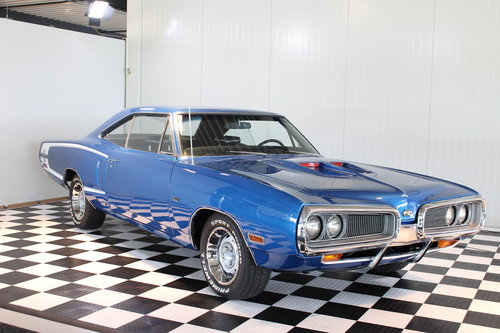 1970 Dodge Superbee 4 speed ! restored & no.matching ! For Sale (picture 1 of 6)