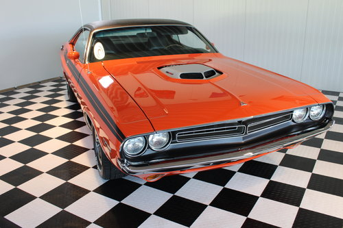 1971 Challenger SHAKER RT rare & in concours condition ! For Sale (picture 1 of 6)