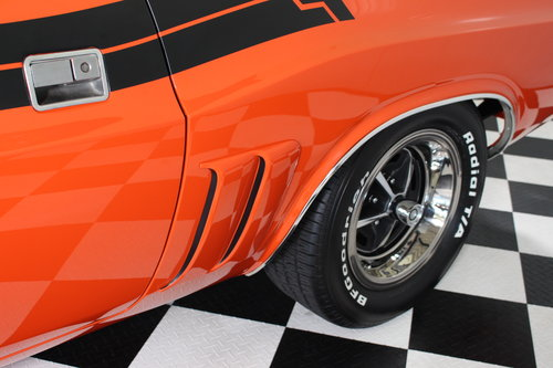 1971 Challenger SHAKER RT rare & in concours condition ! For Sale (picture 5 of 6)