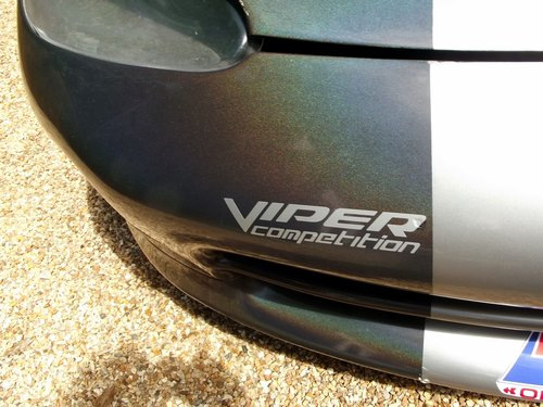 1986 FIERO VENOM DODGE VIPER REPLICA SOLD (picture 6 of 6)