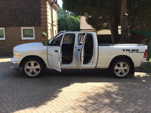 2012 Dodge Ram 1500 TR 4x4 For Sale (picture 3 of 6)