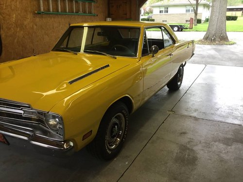 1969 Dodge Dart GT For Sale (picture 2 of 4)