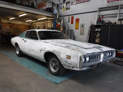 1971 Very good original Dodge Charger For Sale (picture 1 of 6)