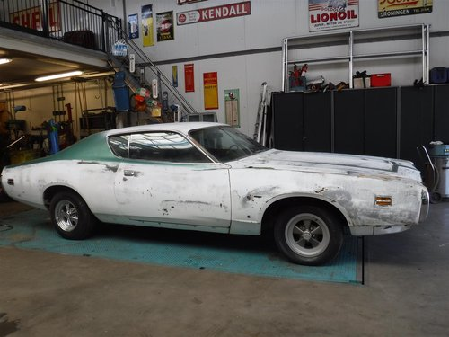 1971 Very good original Dodge Charger For Sale (picture 6 of 6)
