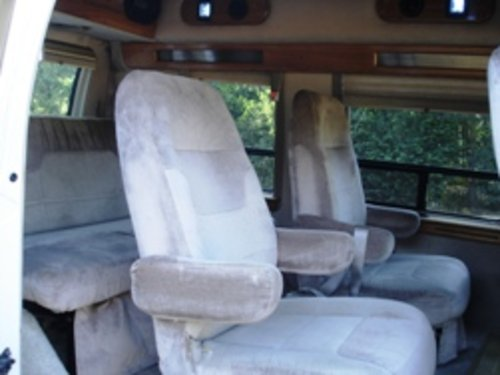 1999 Looking for a clean, affordable weekend van? For Sale (picture 5 of 6)
