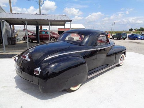 1946 Dodge Business Coupe For Sale (picture 3 of 6)