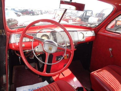 1946 Dodge Business Coupe For Sale (picture 4 of 6)