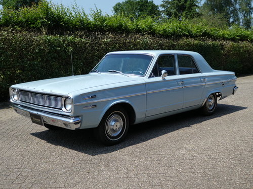 1966 Dodge Dart 270 For Sale (picture 1 of 6)
