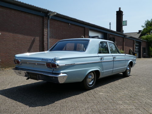 1966 Dodge Dart 270 For Sale (picture 2 of 6)