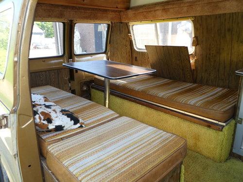 1975 Dodge D200 Tradesman Camper van/Dayvan SOLD | Car And Classic