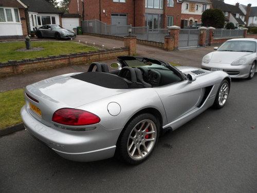 2004 dodge viper srt-10 convertible v10 For Sale (picture 2 of 6)