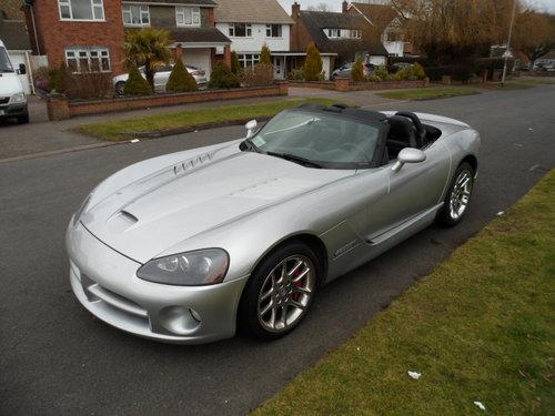 2004 dodge viper srt-10 convertible v10 For Sale (picture 4 of 6)