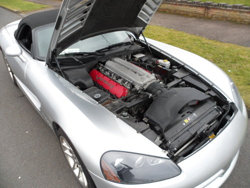 2004 dodge viper srt-10 convertible v10 For Sale (picture 5 of 6)