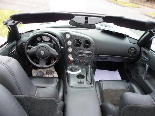 2004 dodge viper srt-10 convertible v10 For Sale (picture 6 of 6)