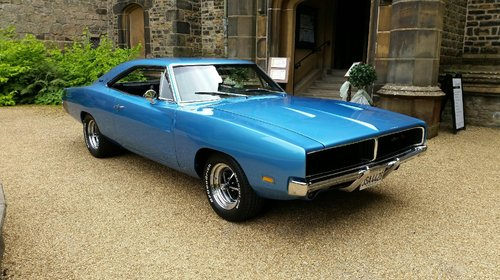 DODGE CHARGER 440 R/T 1969 For Sale (picture 1 of 6)