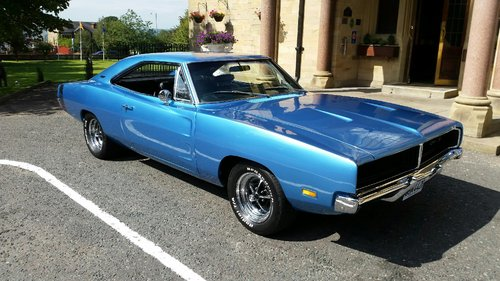 DODGE CHARGER 440 R/T 1969 For Sale (picture 2 of 6)