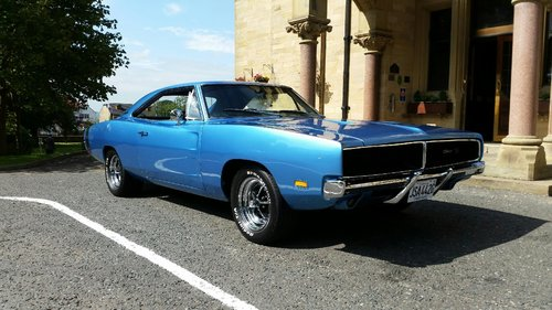 DODGE CHARGER 440 R/T 1969 For Sale (picture 3 of 6)