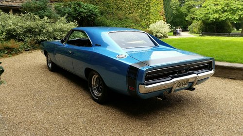 DODGE CHARGER 440 R/T 1969 For Sale (picture 4 of 6)