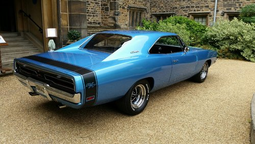 DODGE CHARGER 440 R/T 1969 For Sale (picture 5 of 6)