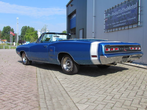 1970 Coronet RT 440 Convertible restored and no.match ! For Sale (picture 1 of 6)