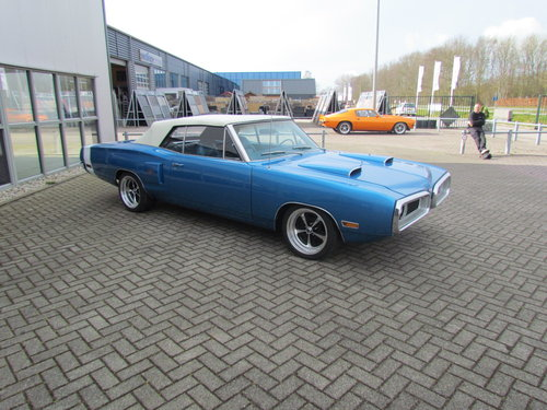 1970 Coronet RT 440 Convertible restored and no.match ! For Sale (picture 2 of 6)